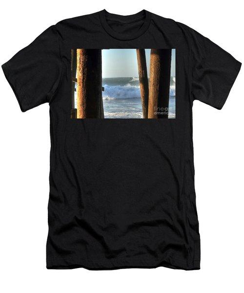Pylon Surfer Men's T-Shirt (Athletic Fit)