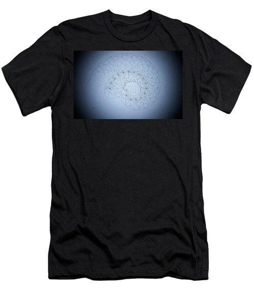 Quantum Nautilus Spotlight Men's T-Shirt (Athletic Fit)