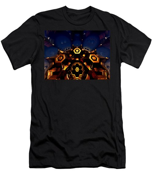 Queen's Chamber Men's T-Shirt (Athletic Fit)