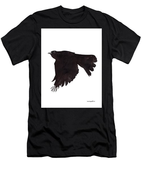 Quoth The Raven Men's T-Shirt (Athletic Fit)