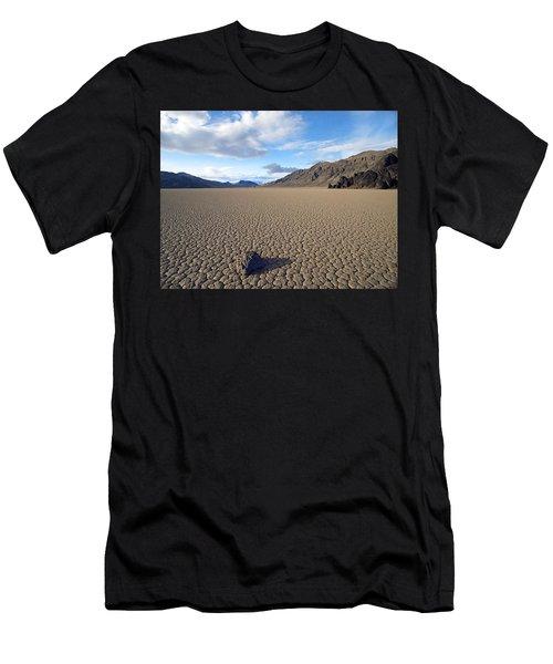 Racetrack Playa Death Valley Men's T-Shirt (Athletic Fit)