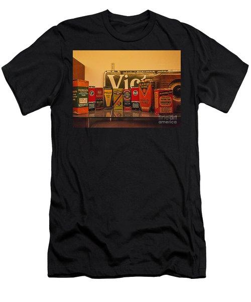 Radio Tubes Men's T-Shirt (Athletic Fit)