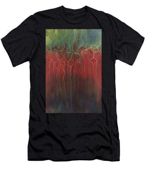 Radish Men's T-Shirt (Athletic Fit)