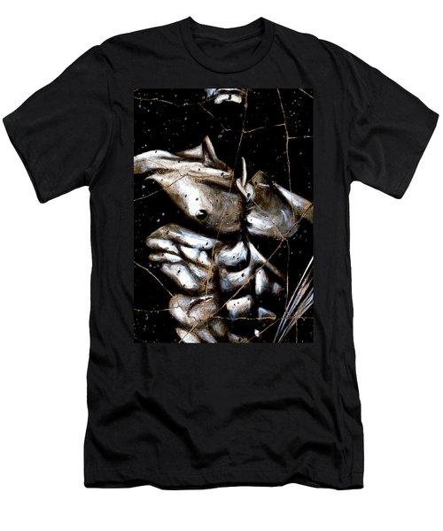 Rafael - Study No. 1 Men's T-Shirt (Athletic Fit)
