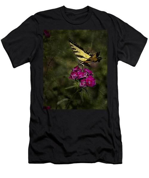 Ragged Wings Men's T-Shirt (Athletic Fit)