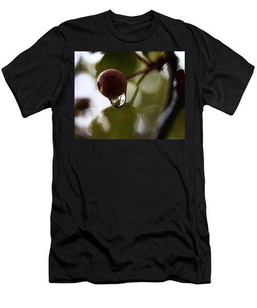 Raindrop Reflection 1 Men's T-Shirt (Athletic Fit)