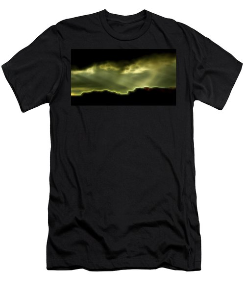 Rainlight 1 Men's T-Shirt (Athletic Fit)