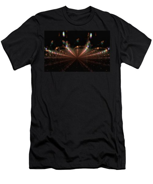 Rainy City Night Men's T-Shirt (Athletic Fit)