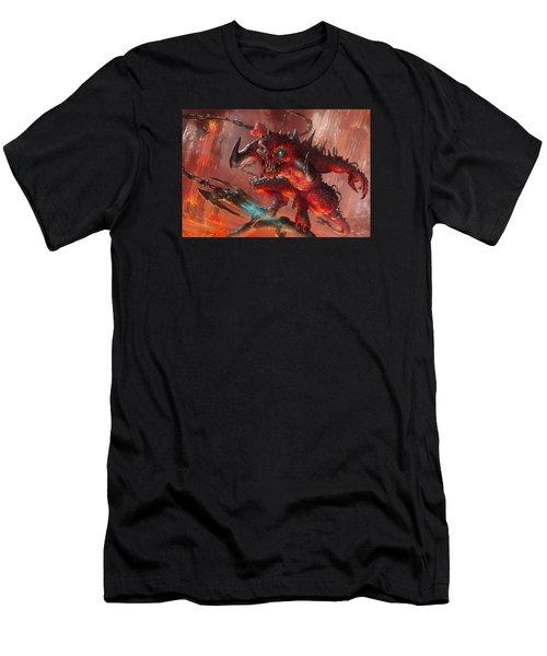 Rakdos Cackler Men's T-Shirt (Athletic Fit)