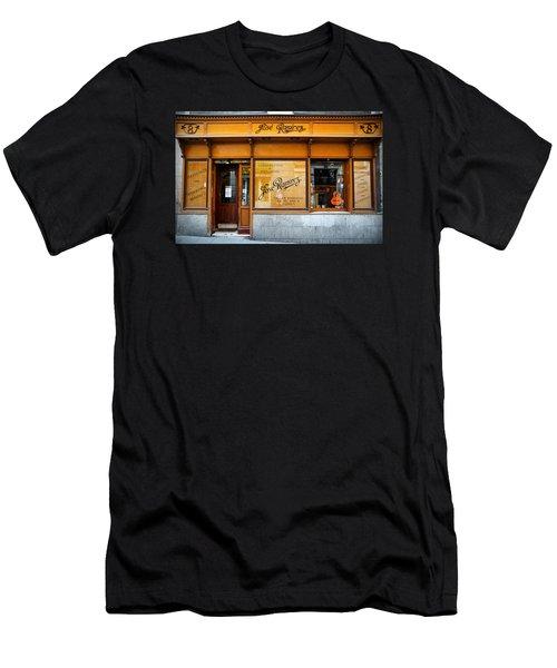 Ramirez Guitars Workshop Men's T-Shirt (Athletic Fit)