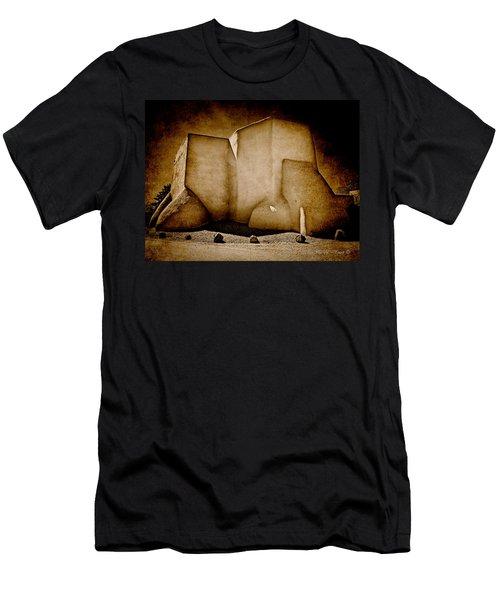 Ranchos Church Xx Men's T-Shirt (Athletic Fit)