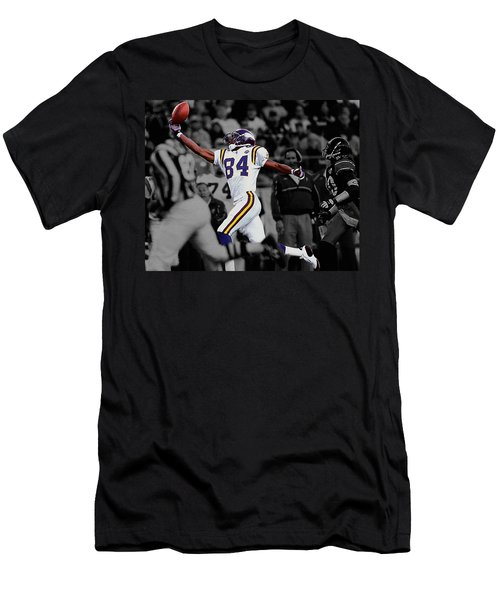 Randy Moss Men's T-Shirt (Athletic Fit)