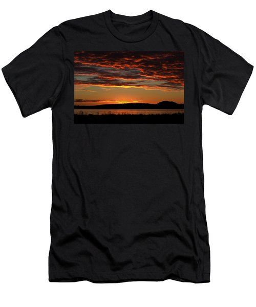 Rathtrevor Sunrise Men's T-Shirt (Athletic Fit)
