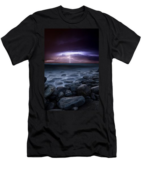 Raw Power Men's T-Shirt (Slim Fit) by Jorge Maia
