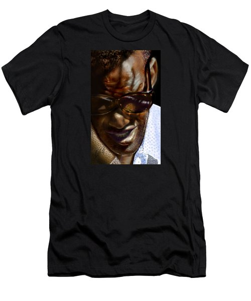 Ray Charles-beyond Sight 2 Men's T-Shirt (Athletic Fit)