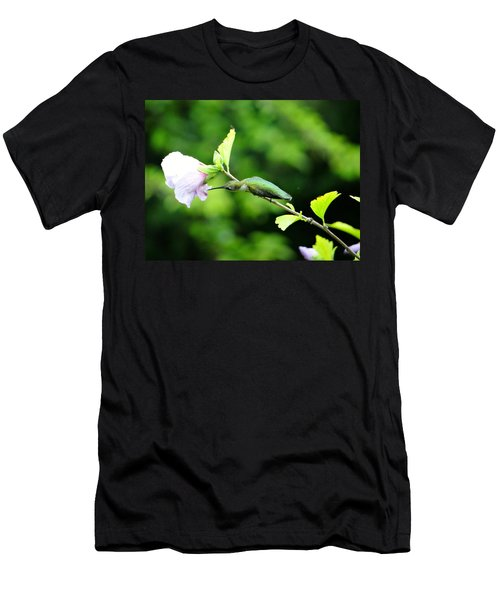 Reaching For Nectar Men's T-Shirt (Athletic Fit)