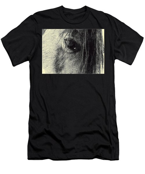 Read My Eyes Men's T-Shirt (Athletic Fit)