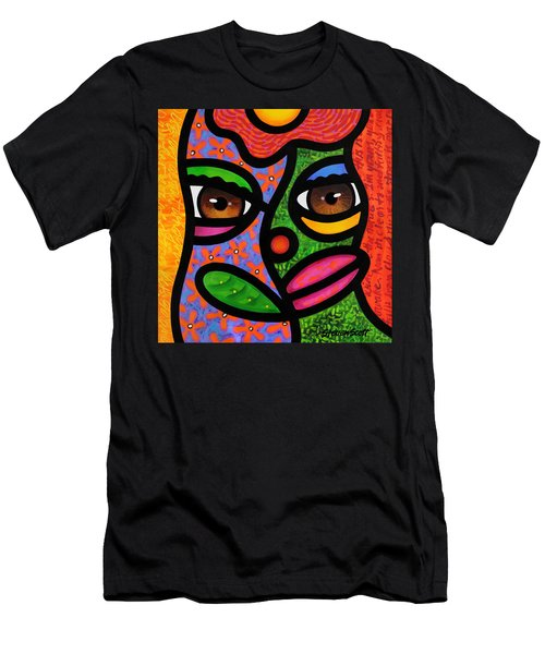 Ready To Blossom Men's T-Shirt (Athletic Fit)