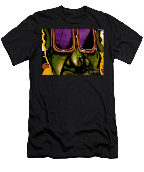 Rear Window Men's T-Shirt (Athletic Fit)