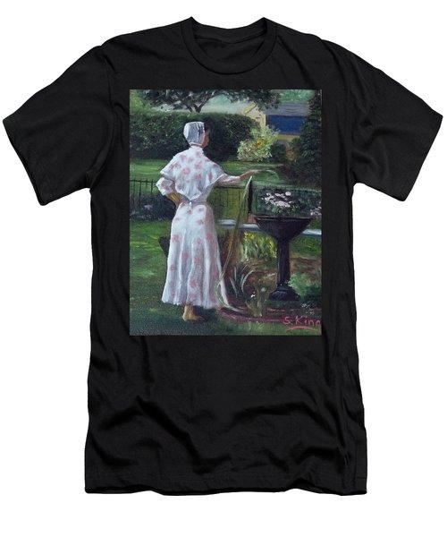 Rebecca Men's T-Shirt (Athletic Fit)