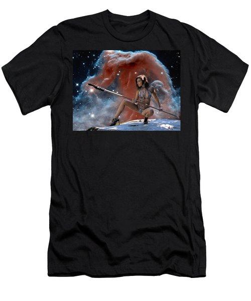 Rebel Warrior Men's T-Shirt (Athletic Fit)