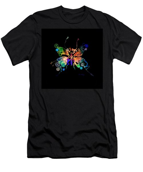 Rebirth Men's T-Shirt (Slim Fit) by Fran Riley