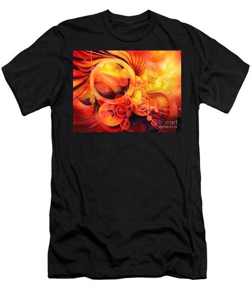 Rebirth - Phoenix Men's T-Shirt (Athletic Fit)