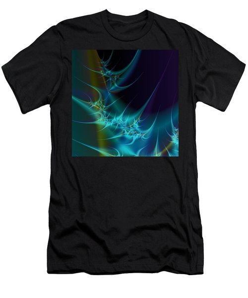 Receptors Men's T-Shirt (Slim Fit) by Fran Riley