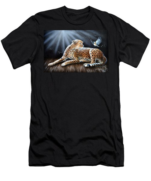Reclusion  Men's T-Shirt (Athletic Fit)