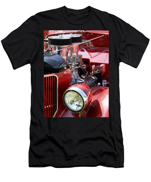 Red Ford Men's T-Shirt (Athletic Fit)