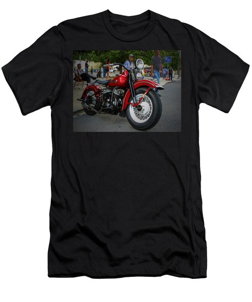 Red Rider Men's T-Shirt (Athletic Fit)