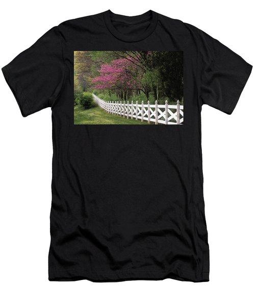 Redbud - Fs000814 Men's T-Shirt (Athletic Fit)