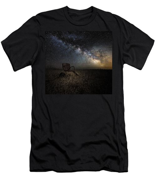 Redneck Planetarium Men's T-Shirt (Athletic Fit)