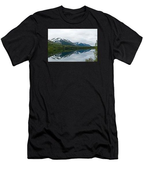 Reflection Montana  Men's T-Shirt (Athletic Fit)