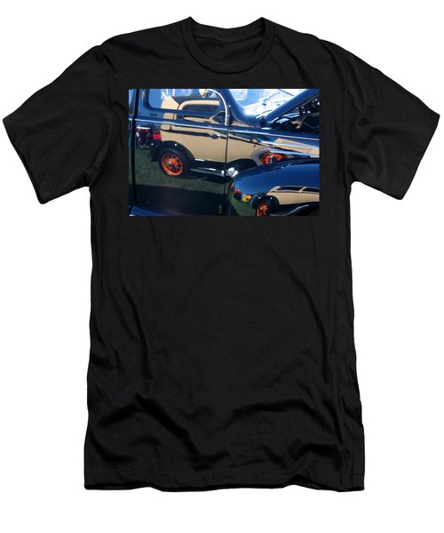 Men's T-Shirt (Slim Fit) featuring the photograph Reflections by Joe Kozlowski