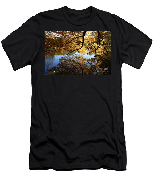 Reflections Men's T-Shirt (Slim Fit) by John Telfer