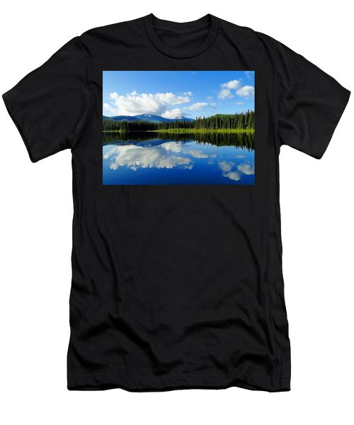 Reflections Of Nature Men's T-Shirt (Athletic Fit)