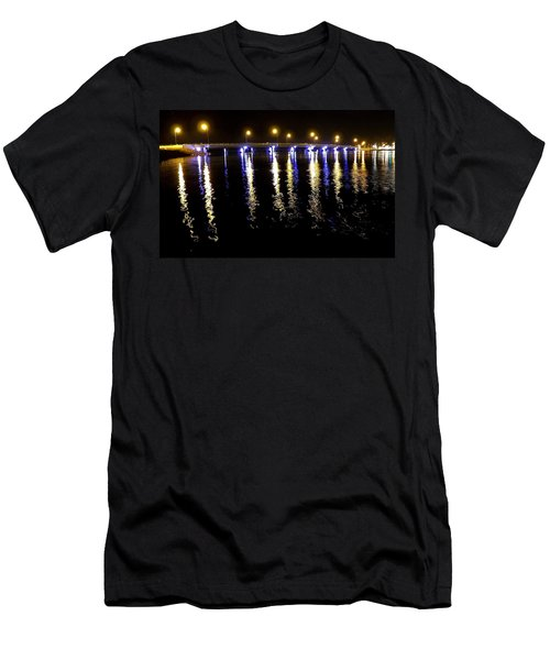 Reflections Of Time Past Men's T-Shirt (Athletic Fit)