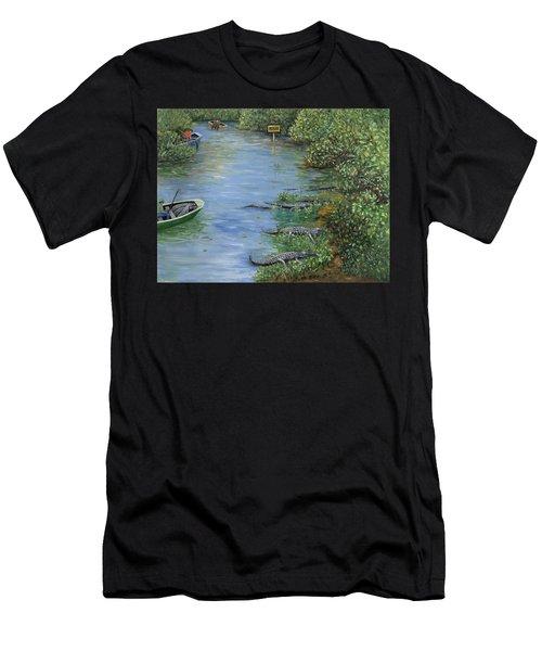 Refuge? Men's T-Shirt (Athletic Fit)