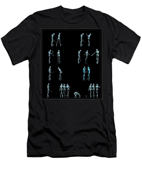 Rejected Robot... Men's T-Shirt (Athletic Fit)