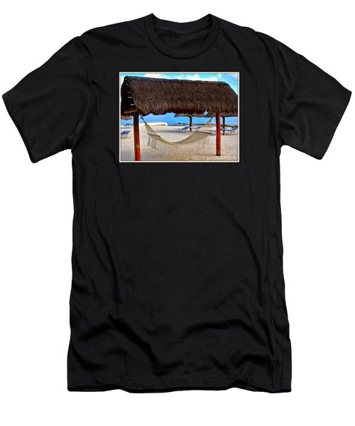 Relaxation Defined Men's T-Shirt (Slim Fit) by Patti Whitten