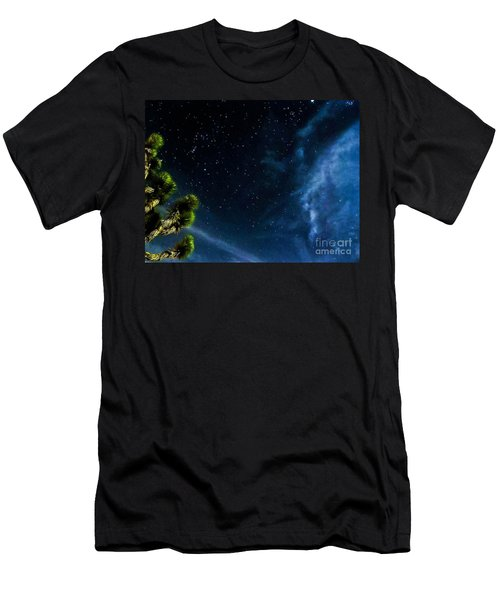 Releasing The Stars Men's T-Shirt (Athletic Fit)
