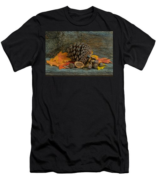 Remnants Of Fall Men's T-Shirt (Athletic Fit)