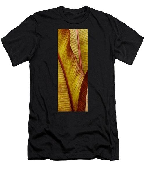 Repose - Leaf Men's T-Shirt (Athletic Fit)