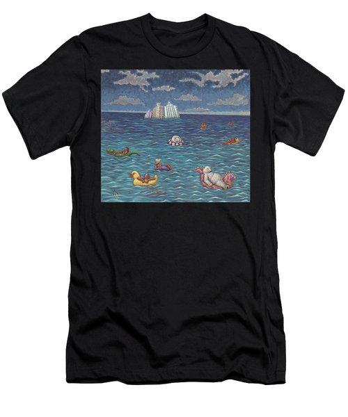 Resort Men's T-Shirt (Athletic Fit)