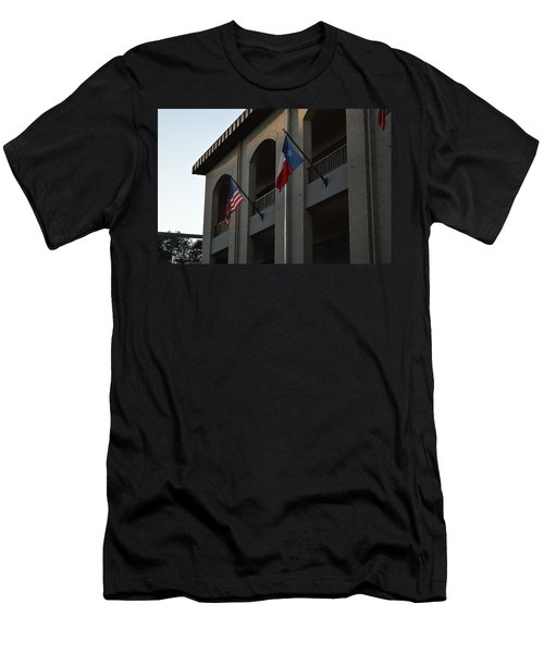 Men's T-Shirt (Slim Fit) featuring the photograph Respect by Shawn Marlow
