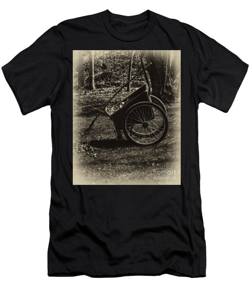 Men's T-Shirt (Slim Fit) featuring the photograph Rest Awhile by Mark Myhaver
