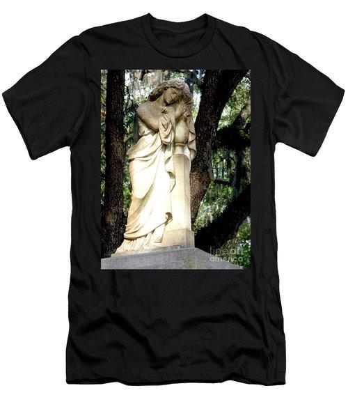 Restful Guardian Men's T-Shirt (Athletic Fit)