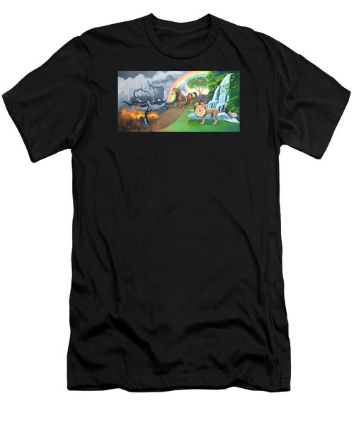 Restoration Men's T-Shirt (Athletic Fit)