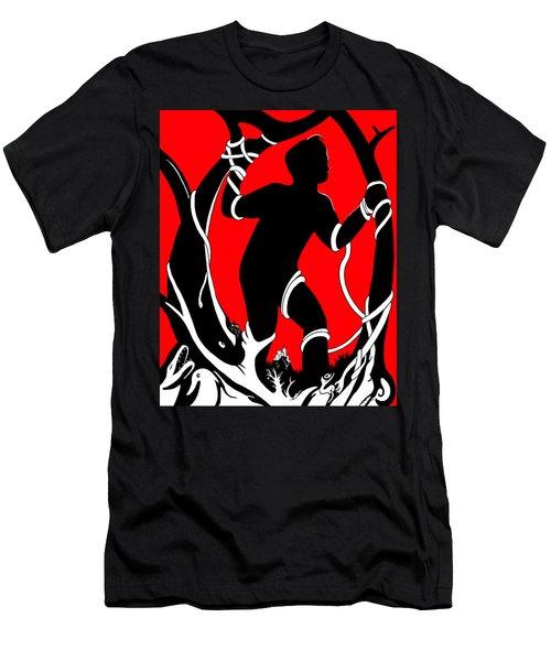 Restraint Men's T-Shirt (Athletic Fit)